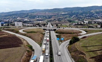 Samsun 2003-2021 yılları arasında yeni yol ağları ile örüldü