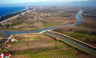 Samsun ovaları sulama projeleri