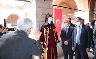 Selçuklu ve Danişmend medeniyeti tarihi Taşhan'da sergilendi