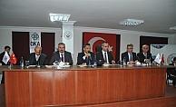 """Vali Kaymak: """"Bafra ve Çarşamba Ovaları Türkiye'nin gıda deposu"""""""