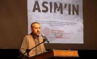 Prof. Dr. Çıkla, Akif'i anlattı