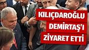 Kılıçdaroğlu İlkadım Belediye Başkanı Demirtaş'ı ziyaret etti